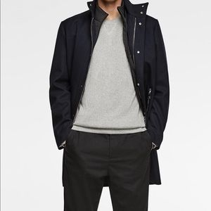 Zara man's Overcoat
